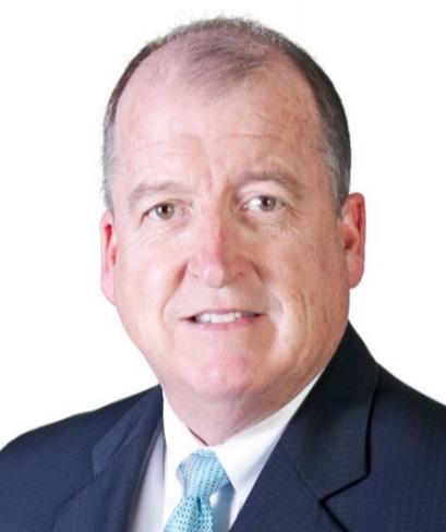 Kevin Jackson, President of Harnett Health